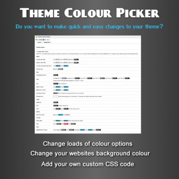Theme Colour Picker